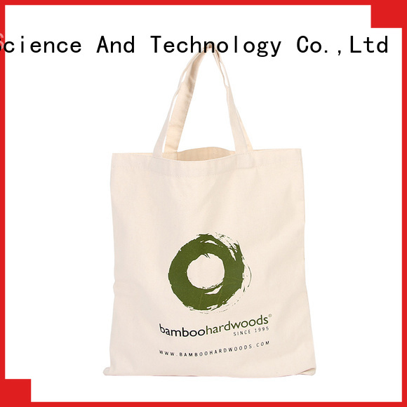 Chengbai white cotton bags Suppliers for gift