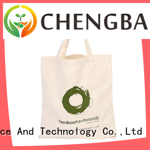 fashion canvas bag printing organic for business for daily using