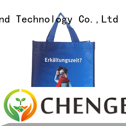 Chengbai High-quality woven fabric bags awarded supplier for shopping