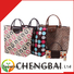 Top fashion tote bag non Suppliers for packing