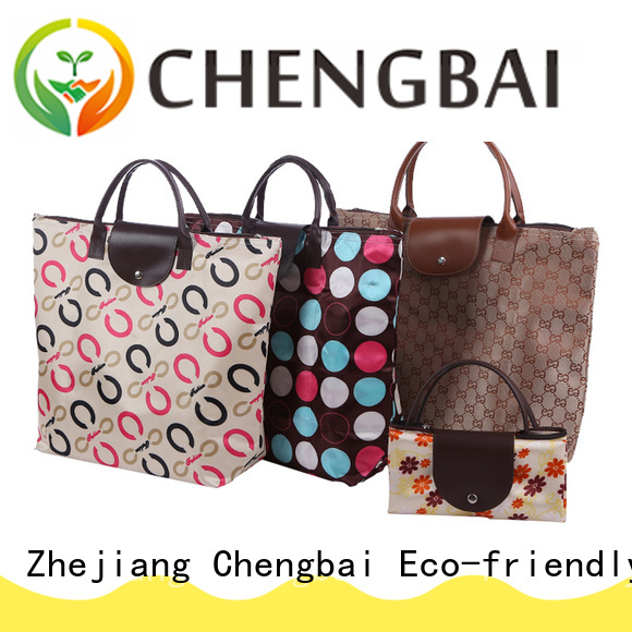 Chengbai High-quality environmentally friendly shopping bags manufacturers for packing