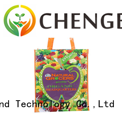 Chengbai fashion pp woven bags manufacturers for daily necessities
