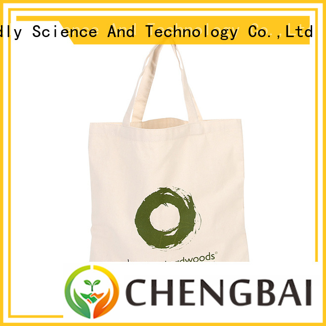 custom canvas bag printing design company for daily using