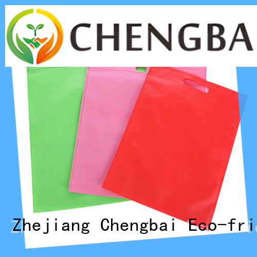 Chengbai New non woven cloth request for quote for advertising