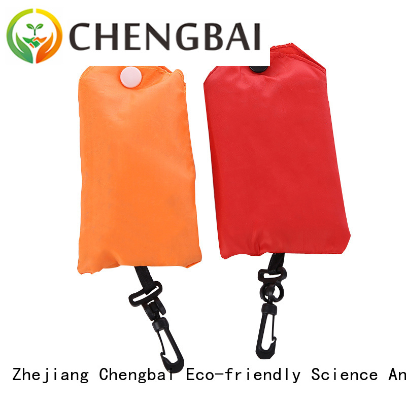 Chengbai Wholesale reusable grocery shopping bags fast dispatch for packing