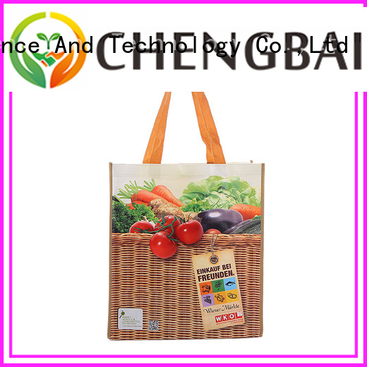 Chengbai New what is pp woven bag OEM ODM for packing