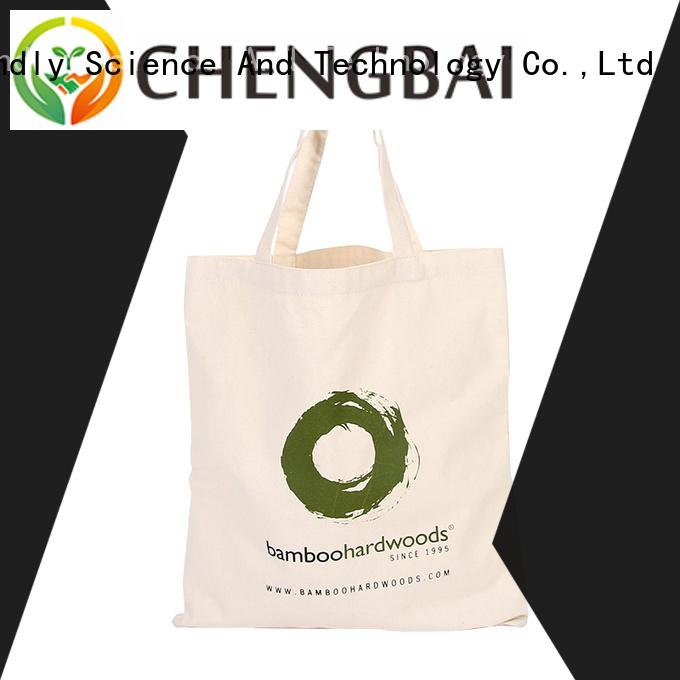 custom cotton gift bags design international market for daily using
