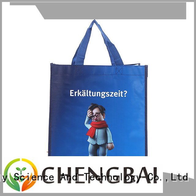 Chengbai Wholesale sakthi non woven bags awarded supplier for promotion