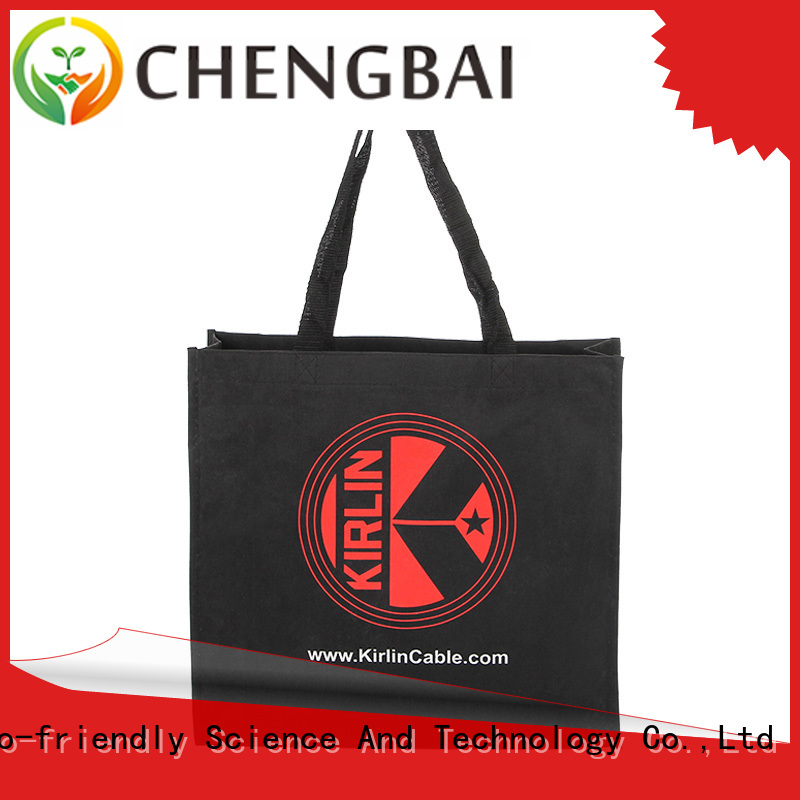 Chengbai fashion canvas handbags Suppliers for packing