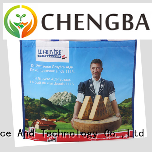 Chengbai promotional waterproof cooler bag get quotes for packing