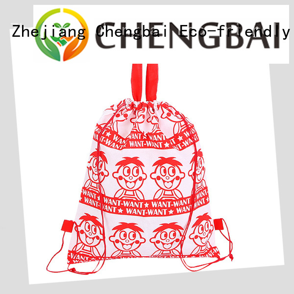 Chengbai Wholesale polyester foldable bag for business for packing