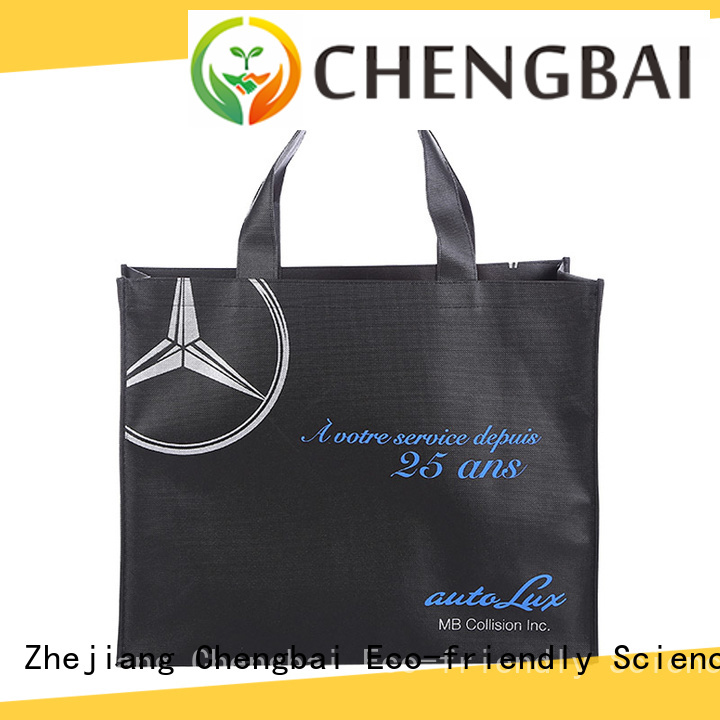 Chengbai Wholesale how to print on non woven bags bulk purchase for advertising
