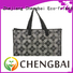 best quality non woven t-shirt bag bag fast dispatch for packing