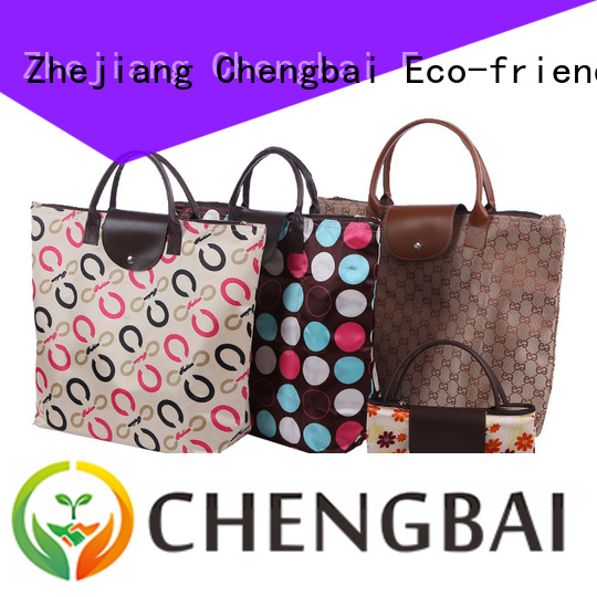 China foldable shopping bag woven company for packing