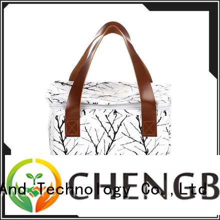 Latest aluminium foil cooler bag laminated one-stop service supplier for packing