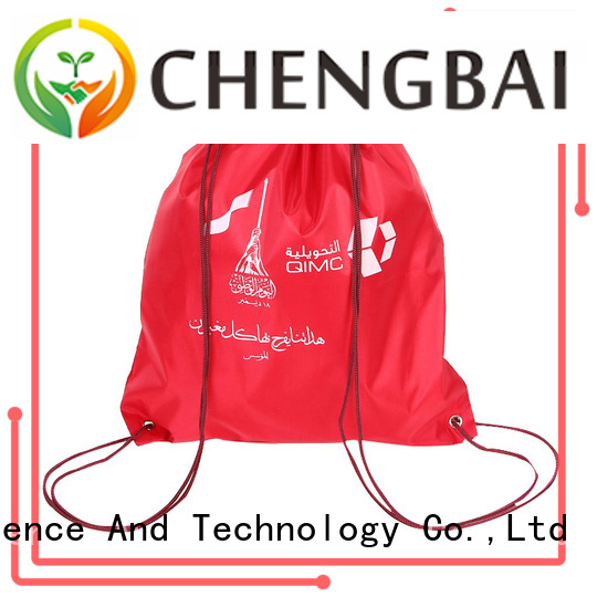 polyester reusable bags quality for business for advertising