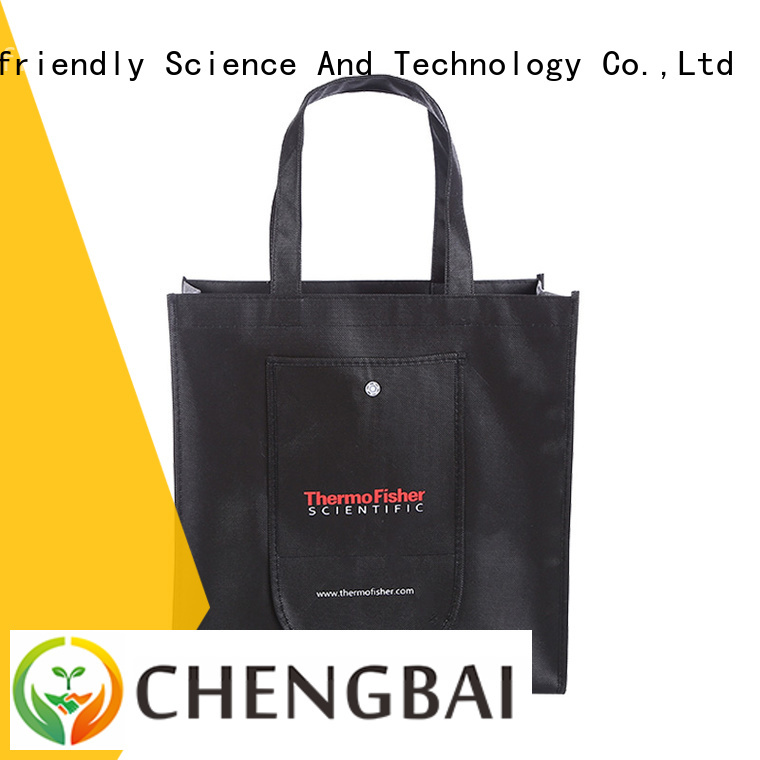 Chengbai Custom non woven bag factory factory for promotion
