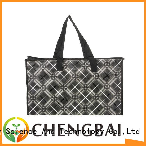 China eco friendly shopping bags supermarket fast dispatch for daily necessities