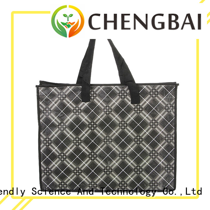 New environmentally friendly shopping bags non trendy designs for daily necessities