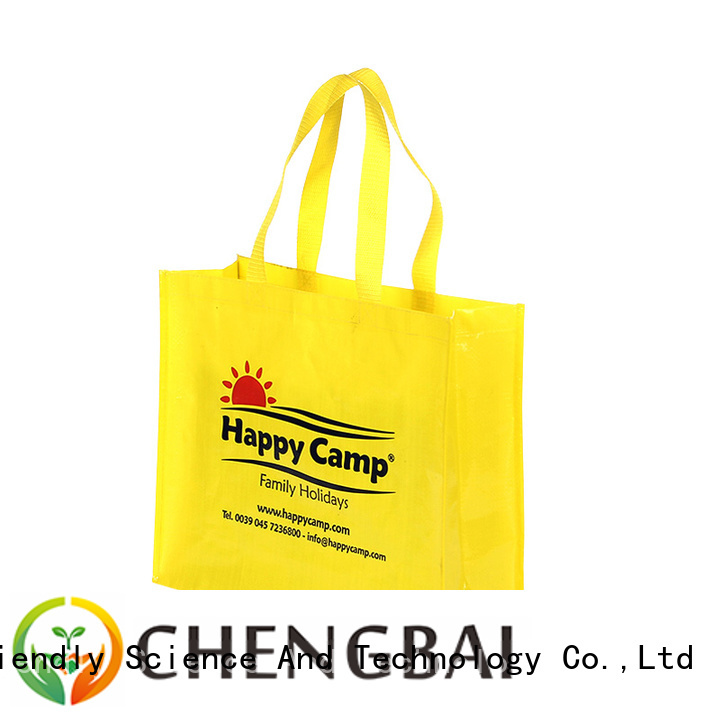 reusable PP woven shopping bags bags Suppliers for daily necessities