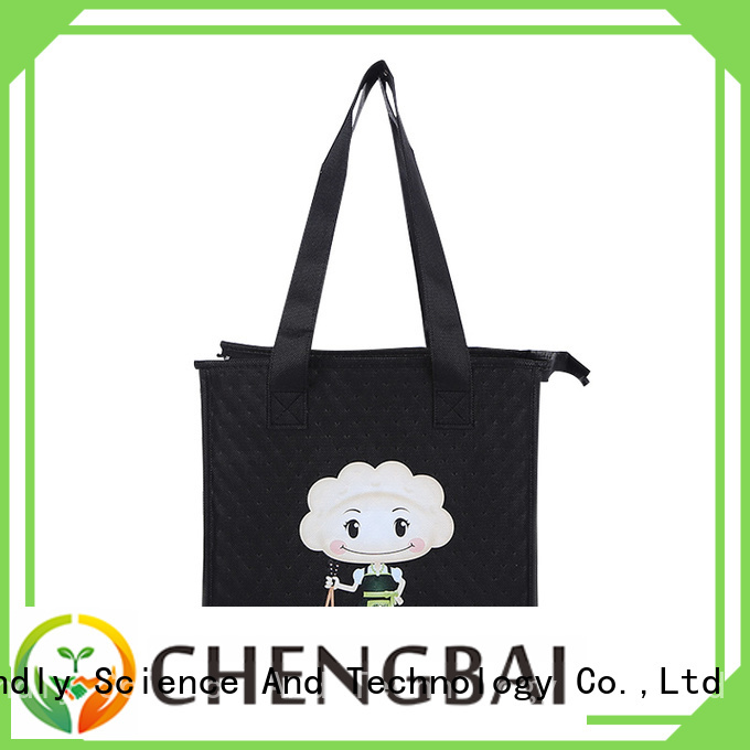 Chengbai New personalized cooler bag fast delivery for packing