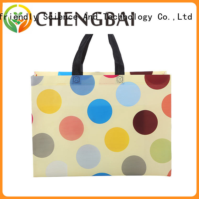 Top pp woven fabric bags seal bulk purchase for shopping