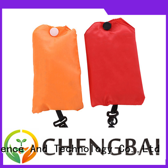 Chengbai tote personalised shopping bags factory for packing