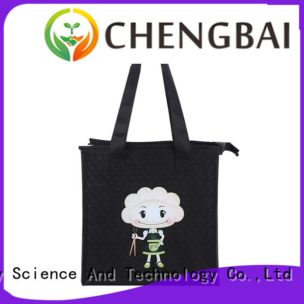 Chengbai outdoor picnic cooler bag source now for daily necessities