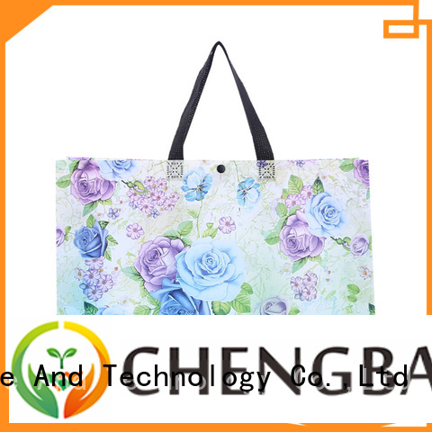 Best laminated woven polypropylene bags packing factory for advertising