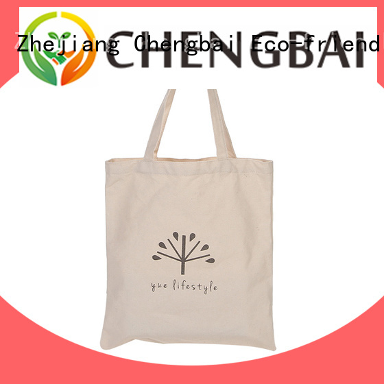 Chengbai hot selling cotton bags Suppliers for packing