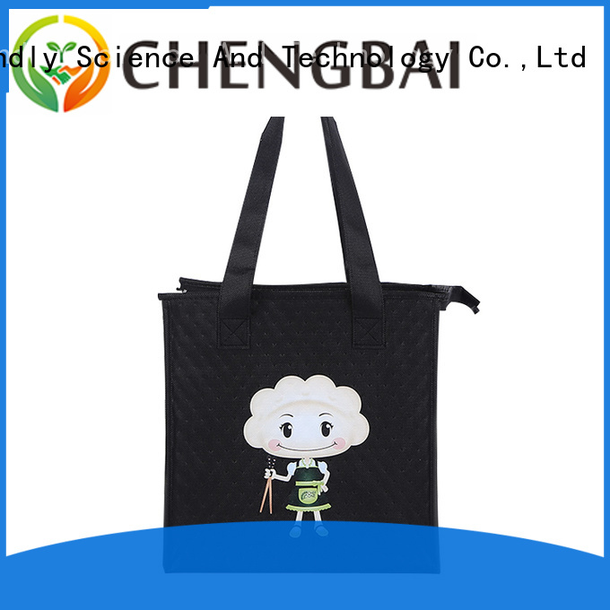 Chengbai customized portable cooler bag get quotes for daily necessities