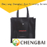 High-quality non woven plastic bags print wholesale for promotion