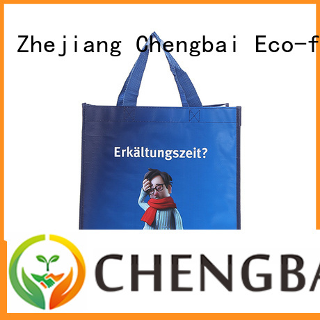 Chengbai Custom non woven sling bag factory for promotion