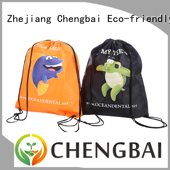 Zhejiang polyester shopping bag woven Supply for advertising