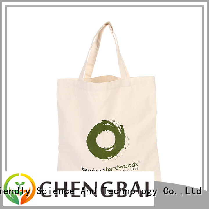 Chengbai bags personalized canvas tote bags international market for daily using