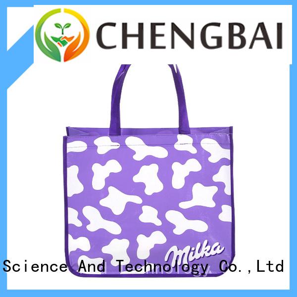 durable non woven bag raw factory for advertising