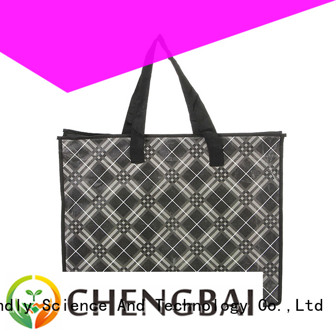 Chengbai best quality eco friendly shopping bags manufacturers for packing