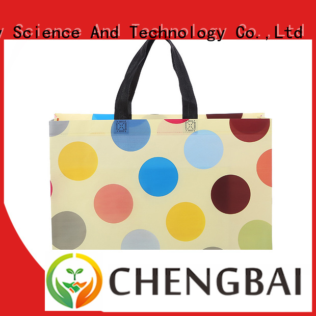 Chengbai durable beg woven awarded supplier for packing