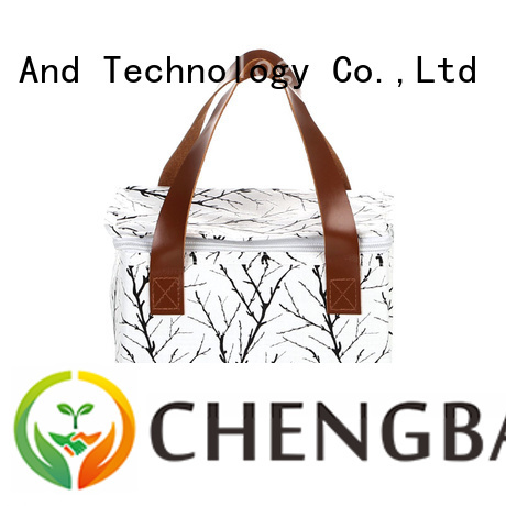 Chengbai low moq picnic cooler bag one-stop service supplier for daily necessities