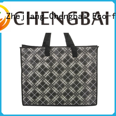 Chengbai pillow custom shopping bags for business for daily necessities