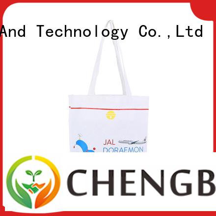 fashion reusable cotton bags design international market for packing