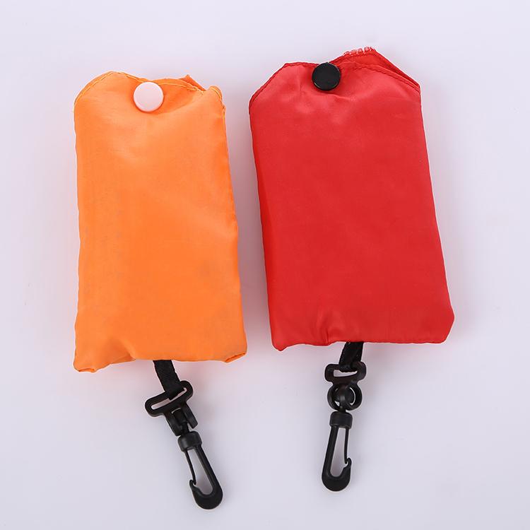 China Wholesale Custom Tote Bag Printing Foldable Nylon Shopping Bags Polyester Bag