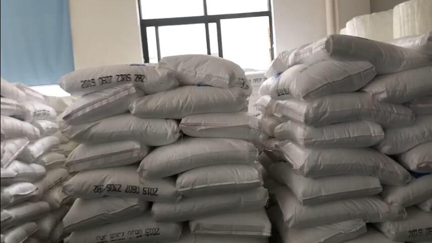 Warehouse Of Non Woven Material