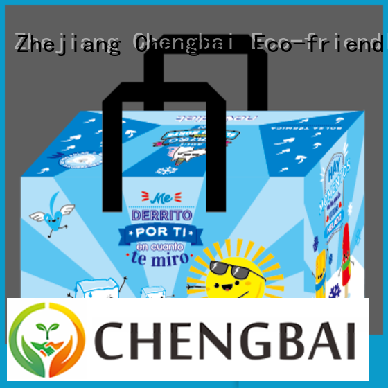 custom logo print heavy duty cooler bag customized one-stop service supplier for daily necessities