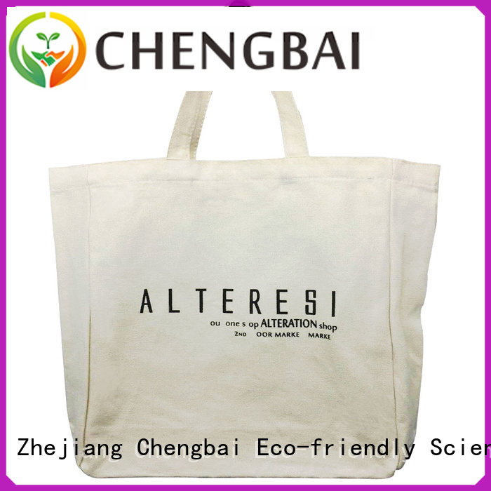 Chengbai reusable non-woven bags leading manufacturer for daily necessities