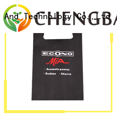 Chengbai Best non woven bag factory factory for advertising