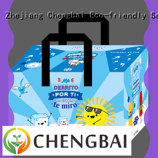 Chengbai quality promotional cooler bags source now for daily necessities
