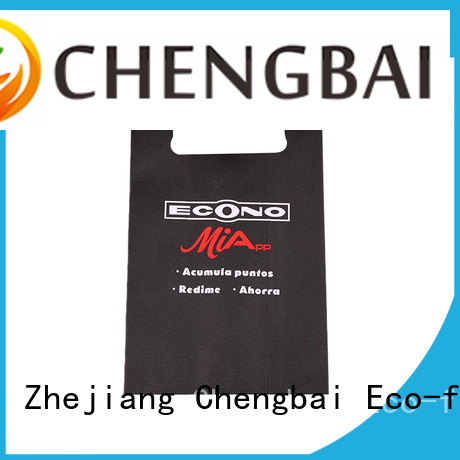 Chengbai custom non-woven bags leading manufacturer