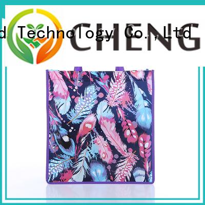Chengbai eco-friendly non-woven bags leading manufacturer