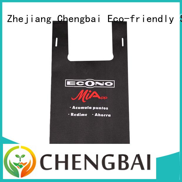 Chengbai reusable non-woven bags leading manufacturer